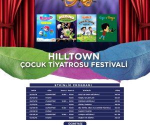 Hilltown Çocuk Tiyatrosu Festivali
