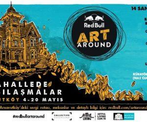 Red Bull Art Around Arnavutköy'ü Renklendirecek!