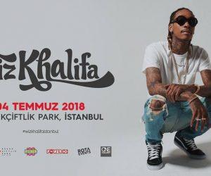 Wiz Khalifa İstanbul