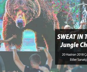 Sweat In The Park Jungle Challenge