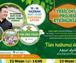 Çevre Festivali İsmail Türüt Konseri
