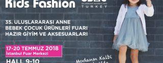 İstanbul Kids Fashion afiş