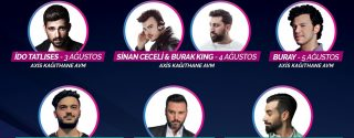 Axis AVM'de Yaz Konserleri Ücretsiz afiş