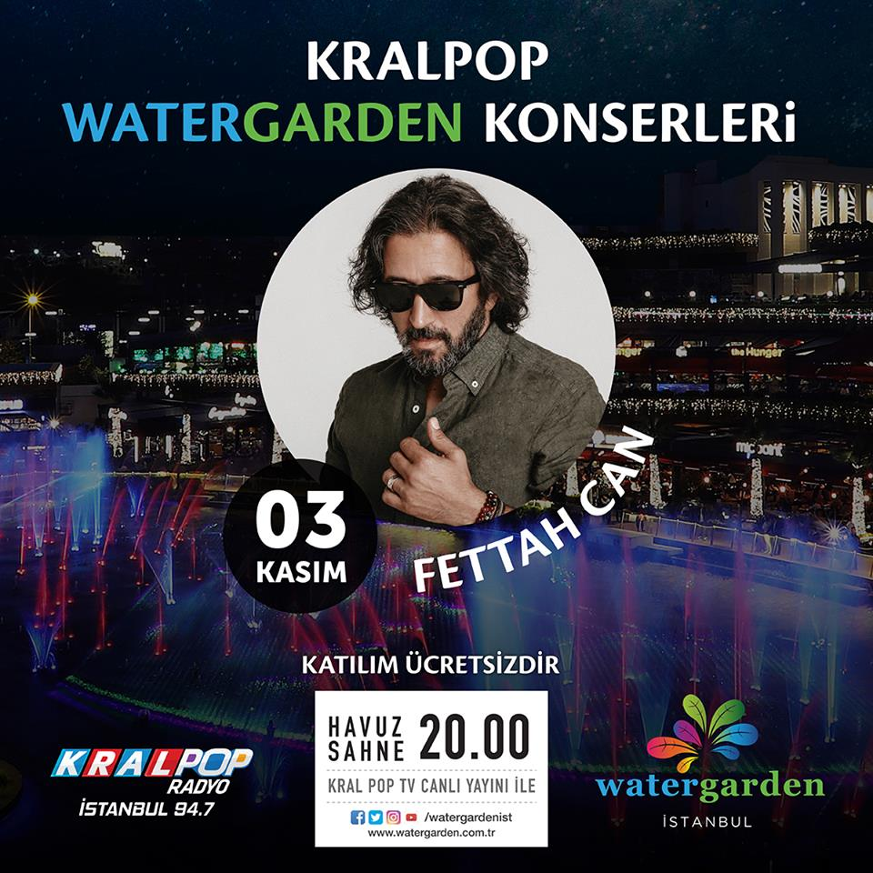 Fettah Can Konseri Ücretsiz