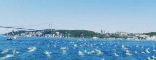Samsung Boğaziçi Kıtalararası Yüzme Yarışı afiş