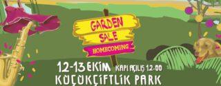 Garden Sale afiş