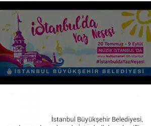 İstanbul'da Yaz Neşesi