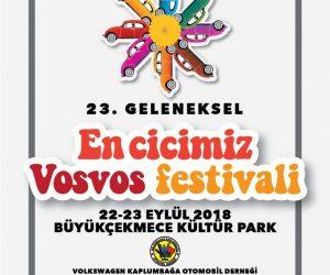 23.Geleneksel Vosvos Festivali