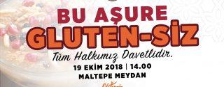 GLUTENSİZ AŞURE MALTEPE'DE afiş