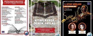 Büyükçekmece 2.Kitap Günleri afiş