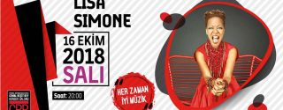 Lisa Simone Konseri afiş