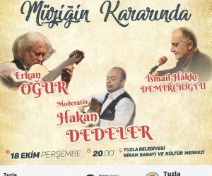 Müzikli Söyleşi Erkan Oğur & İsmail Hakkı Demircioğlu