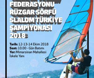 Rüzgar Sörfü Slalom Türkiye Şampiyonası