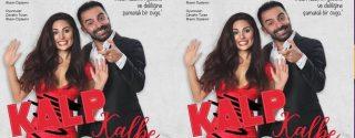 Kalp Kalbe Tiyatro afiş