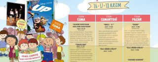Çocuk Hakları Şenliği afiş