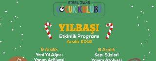 İstanbul Cevahir Yılbaşı afiş