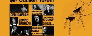 Behçet Aysan ve Metin Altıok Şiir Ödülleri Töreni afiş