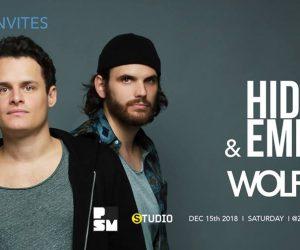 Hidden Empire & Wolfson Konseri