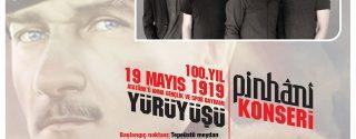 Pinhani Konseri afiş