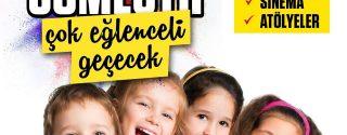 Çocuklar Karne Hediyeniz Ataşehir Belediyesi'nden! afiş