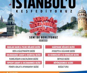 İstanbul'u Keşfediyoruz!