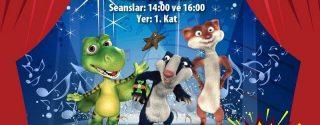 Pırdino Profilo AVM'de! afiş