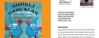 Sihirli Damlalar Çocuk Tiyatrosu afiş
