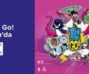 Teen Titans Go! Akbatı'da!