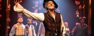 Don Kişot'um Ben Tiyatro afiş