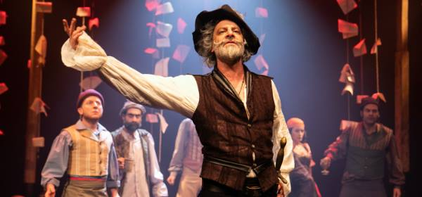 Don Kişot'um Ben Tiyatro