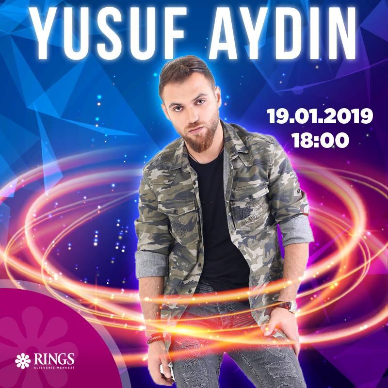 Yusuf Aydın Konseri