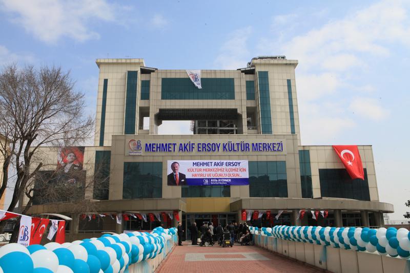 Bayrampaşa Mehmet Akif Ersoy Kültür Merkezi