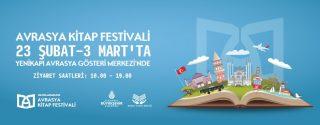 Avrasya Kitap Festivali afiş