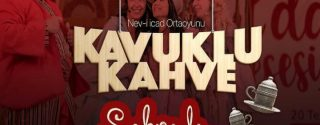 Kavuklu Kahve Tiyatro Ücretsiz afiş