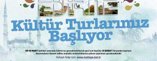 Maltepeliler Edirne ve Çanakkale'ye Gidiyor! afiş