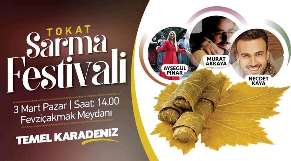 Tokat Sarma Festivali