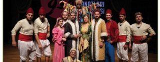 Tahir İle Zühre Tiyatro afiş