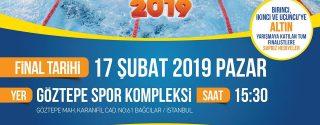Bağcılar Belediyesi Yüzme Yarışması afiş