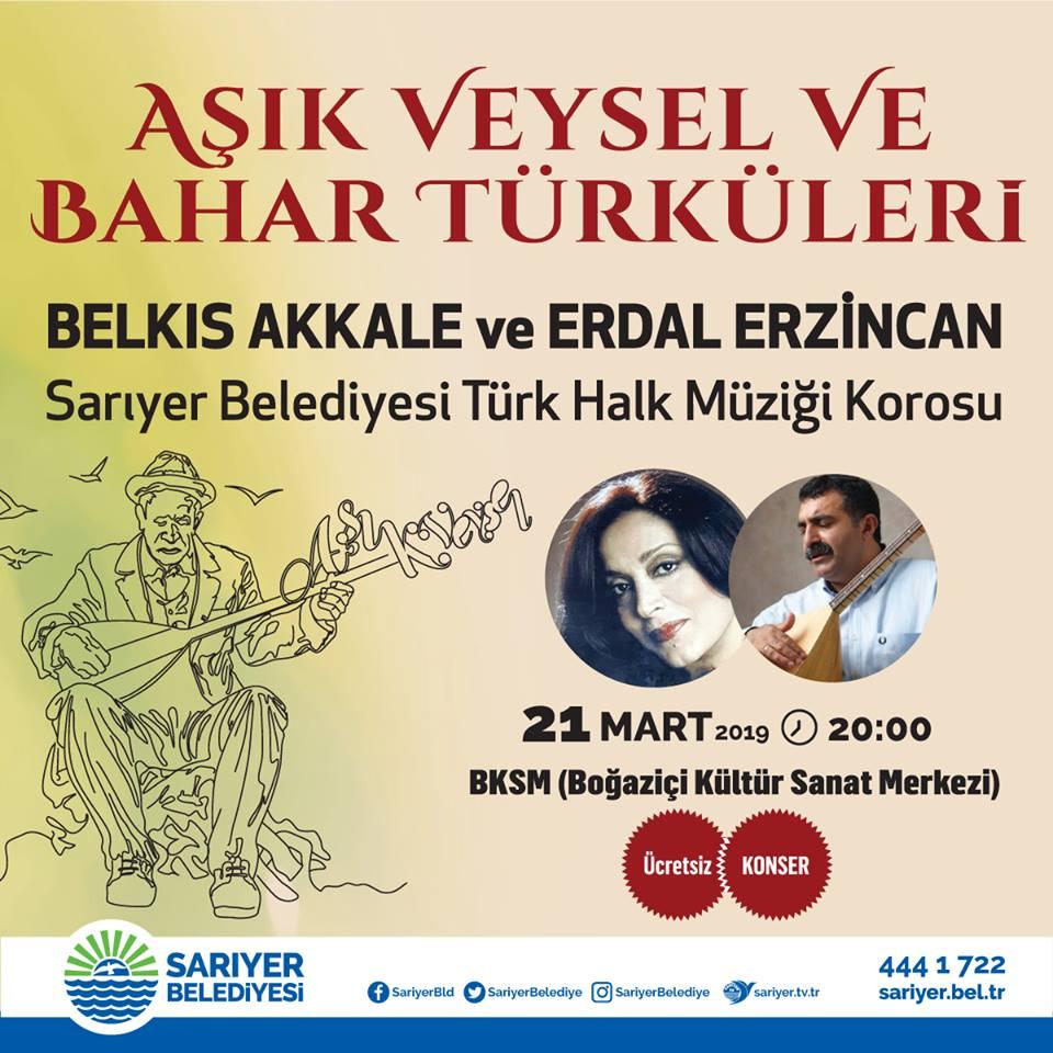 Aşık Veysel Ve Bahar Türküleri