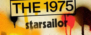 The 1975 Starsailor afiş