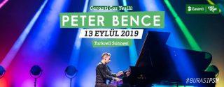 Peter Bence Konseri afiş