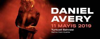 Daniel Avery Konseri afiş