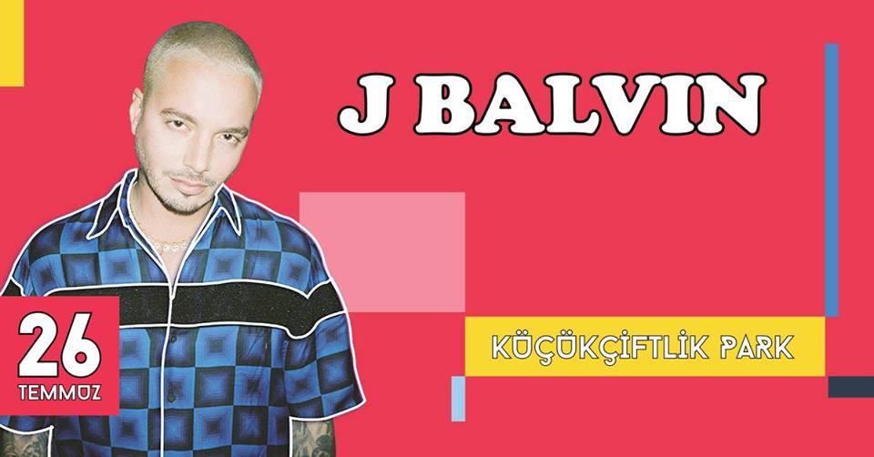 J Balvin Konseri