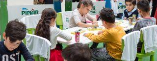 Carousel Alışveriş Merkezi'nde Çocuklar Sanatla Buluşacak! afiş