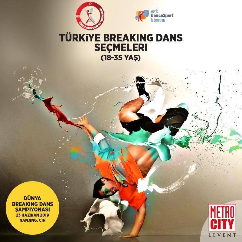 Türkiye Breakıng Dans Seçmeleri