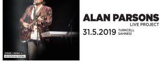 Alan Parsons Live Project Konseri afiş