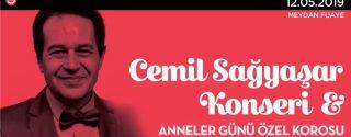 Cemil Sağyaşar Anneler Günü Konseri afiş