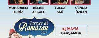 Türkü Gecesi afiş