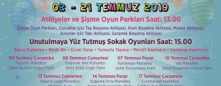 Kartal Belediyesi Mahallede Şenlik Var afiş