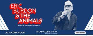 Eric Burdon Konseri afiş
